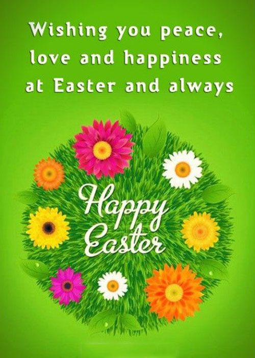 Happy easter holiday quotes sayings pictures easter 2015 easter greetings for friends and family wishes quotes m4hsunfo