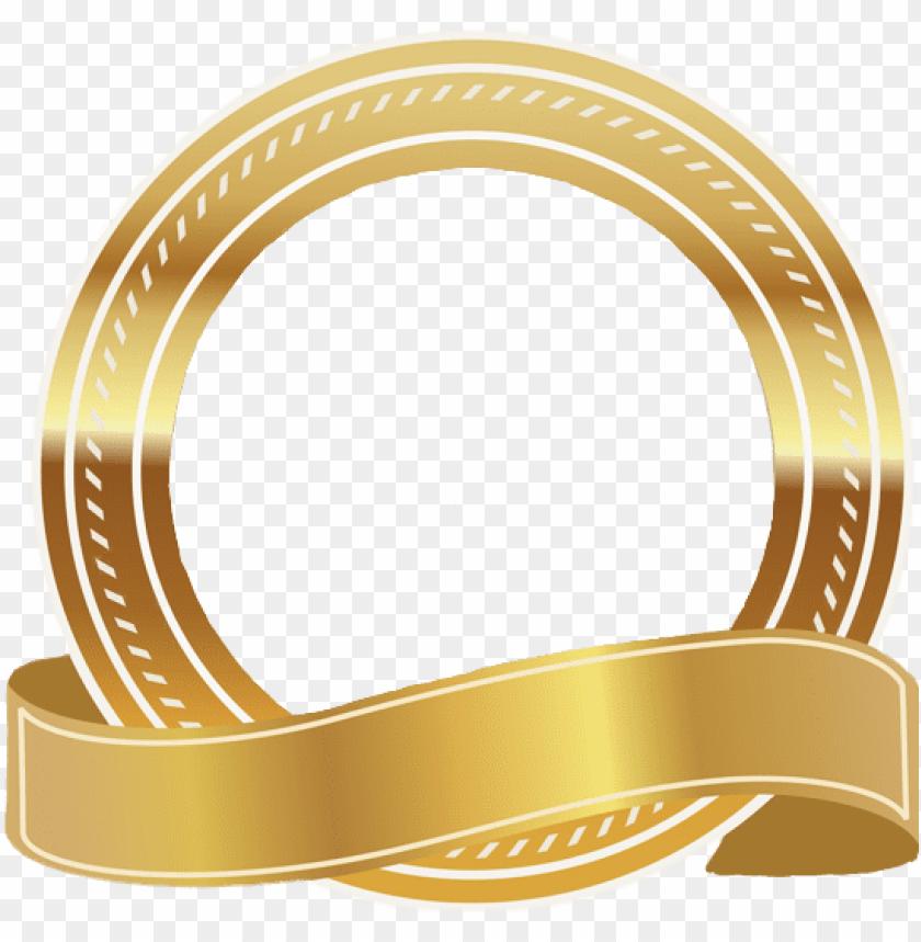 Frame Gold Ribbon Transparent Sticker Decor Golddecorat Gold Banner Ribbon Png Image With Transparent Background Png Free Png Images Ribbon Png Gold Banner Transparent Stickers