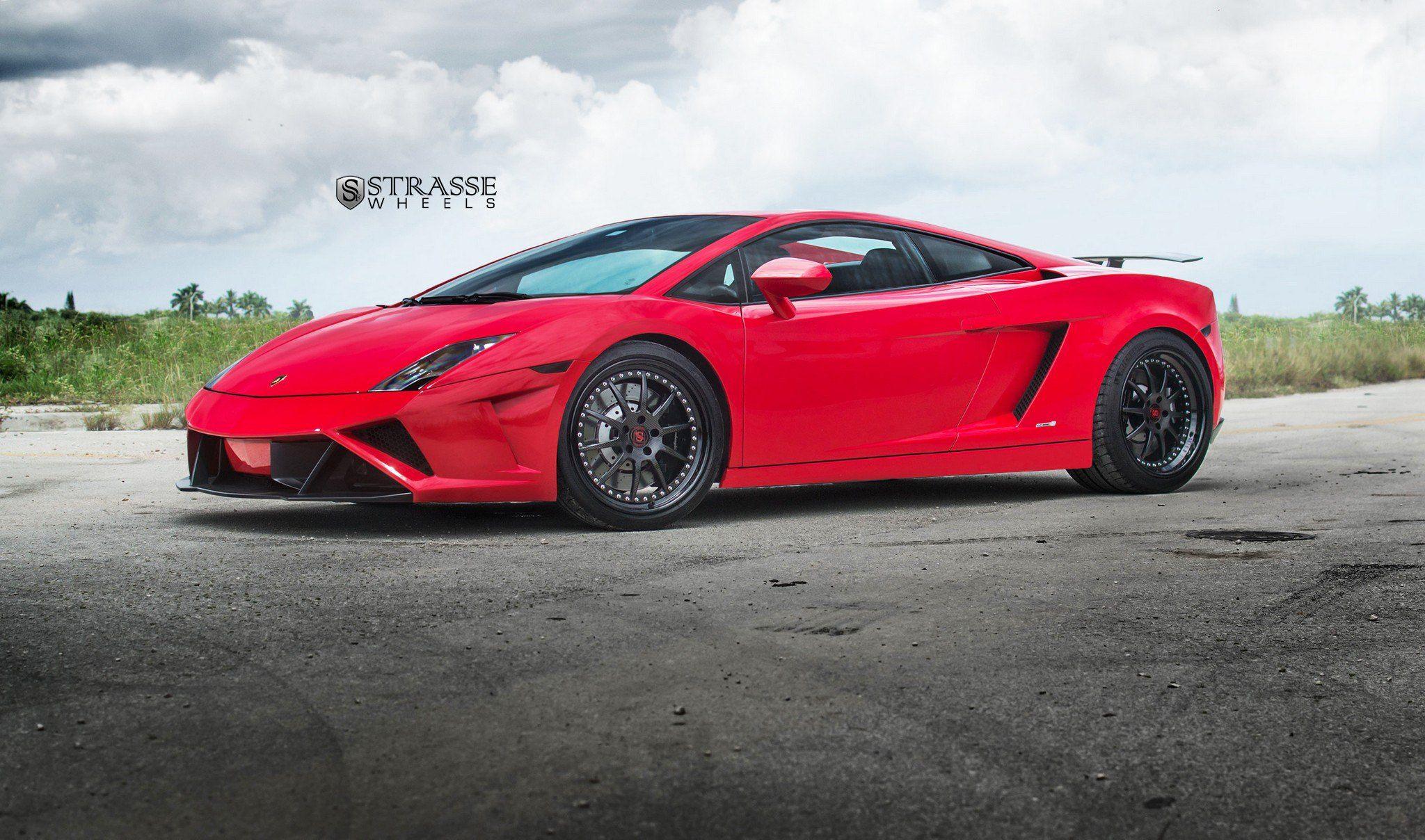 Lamborghini gallardo performance parts