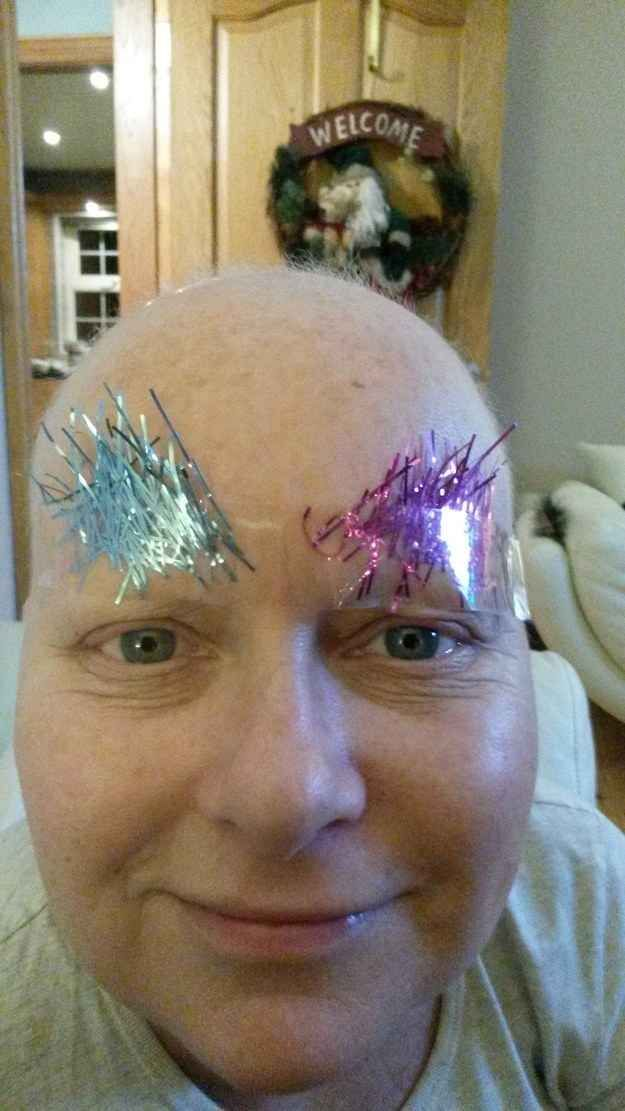Women Who Are Going Through Chemo Are Decorating Their Eyebrows For