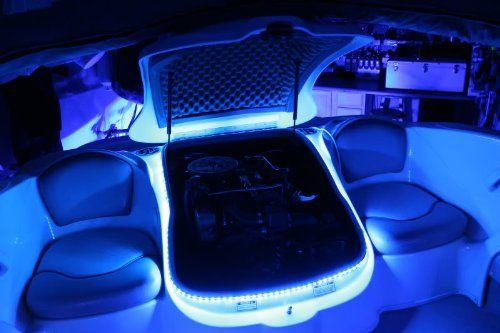 34 95 Boat Led Interior Lighting Kit Strip Red Blue Green Marine Lights 12v Http Bit Ly 2bg1n0r Waterproof F Boat Led Red Blue Green Interior Lighting