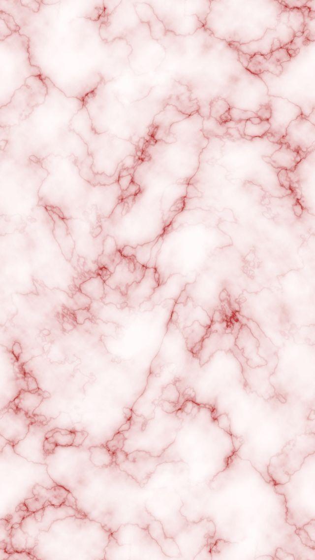 Pink Marble Papel de parede texturizado, Papel de parede
