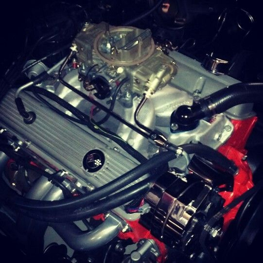 Got my new Air Gap \ Holley onthanks Jegs! JEGSCOM  - best of jegs blueprint crate engines