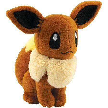 Pokemon Xy Evolutions Eevee 8 Plush Kids Wish List 2016