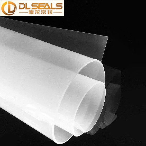 Silicone Rubber Sheet Vacuum Press Sheet Soft Silicone Rubber Sheet High Elastic Silicone Rubber Sheet Material Research Material Design Soft Silicone