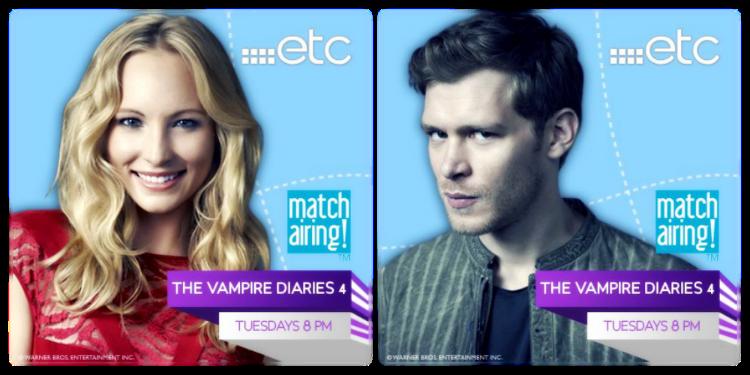 Vampire Diaries gegoten dating in het echte leven