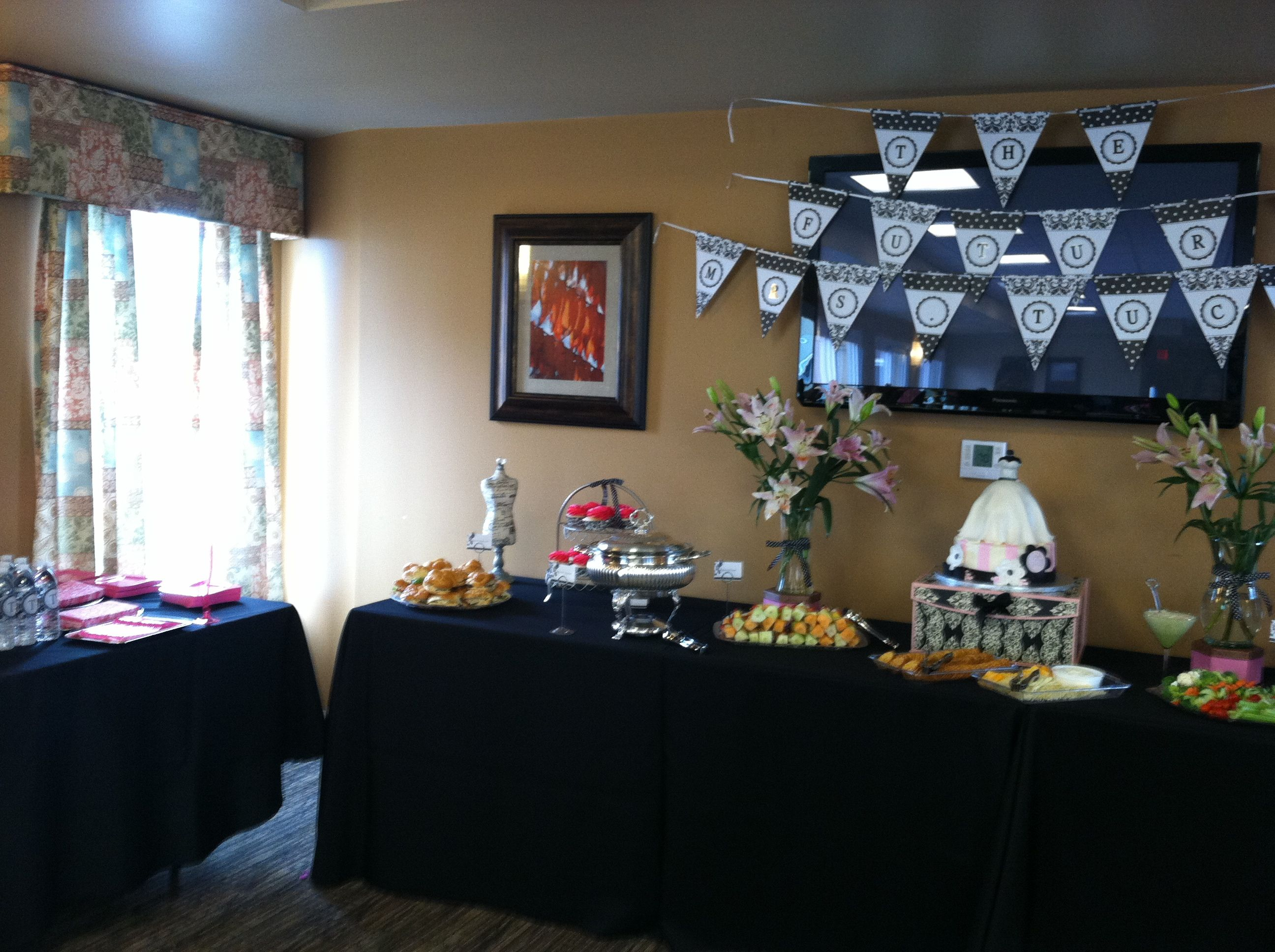 Buffet By Jump The Broom Event Planning 330 577
