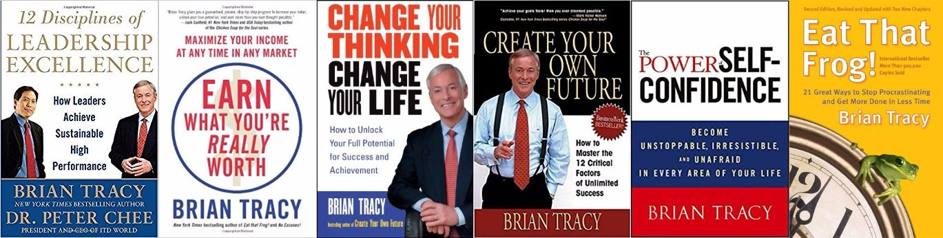 Top 39 Brian Tracy Quotes on Success, Goals, Business and