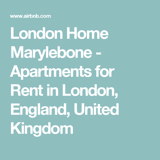 1 Bedroom Apartments In London: Apartments For Rent In London