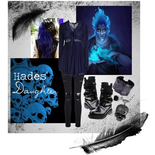 Descendants 2 - Haley daughter of Hades | Descendants in