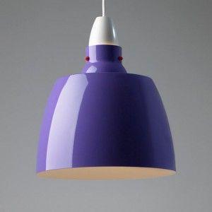 Purple Hang On Honey Pendant Lamp £225.00