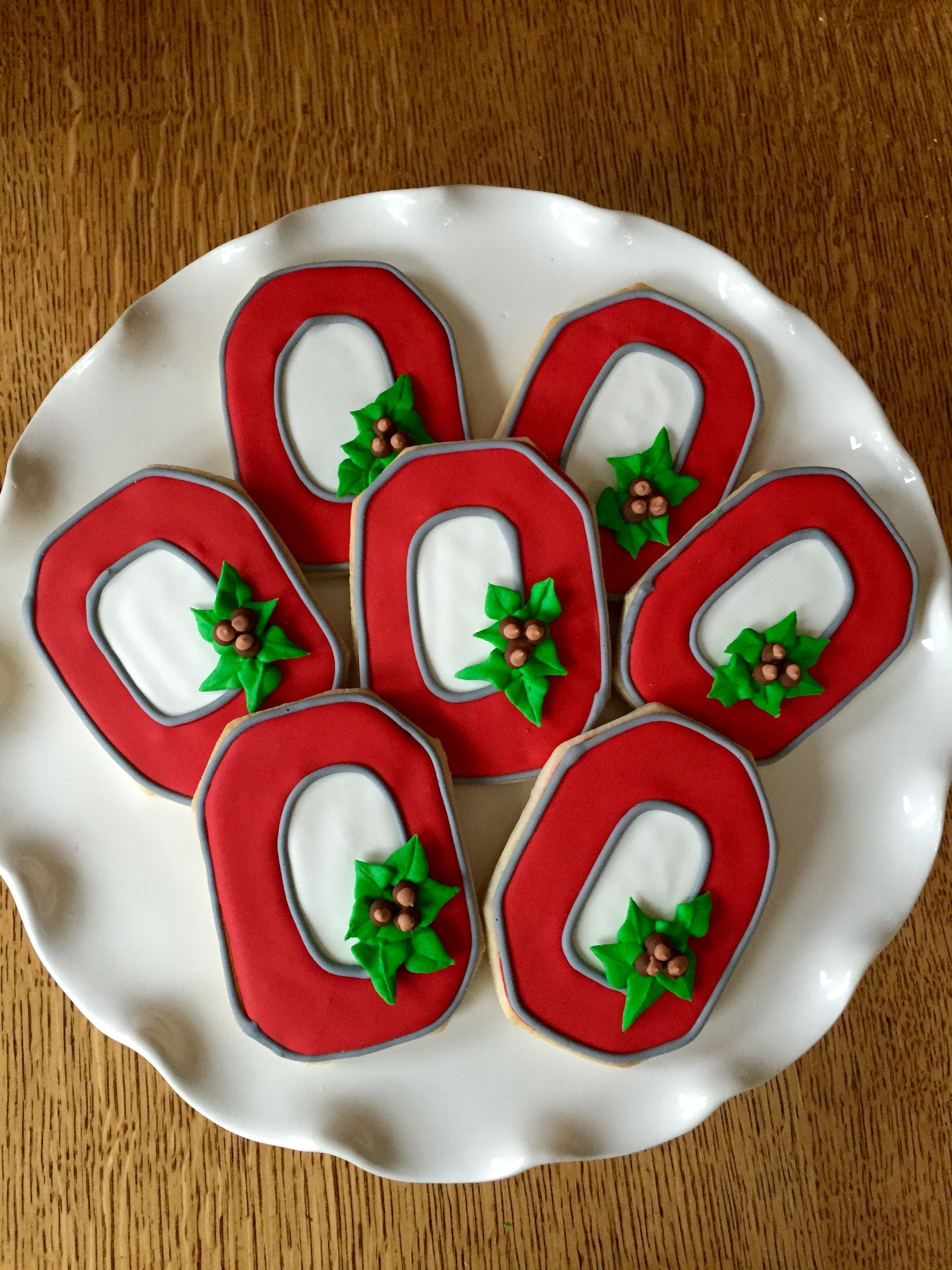 Ohio State Buckeye cookies #ohiostatebuckeyes Ohio State Buckeye cookies #ohiostatebuckeyes