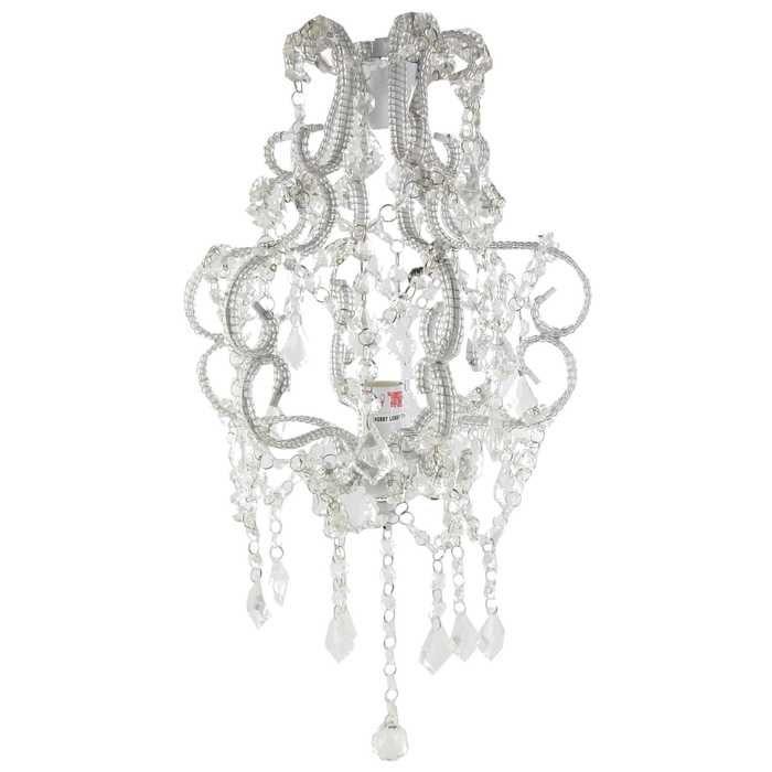 Get 15 clear beaded hanging chandelier online or find other get 15 clear beaded hanging chandelier online or find other chandeliers products from hobbylobby aloadofball Gallery