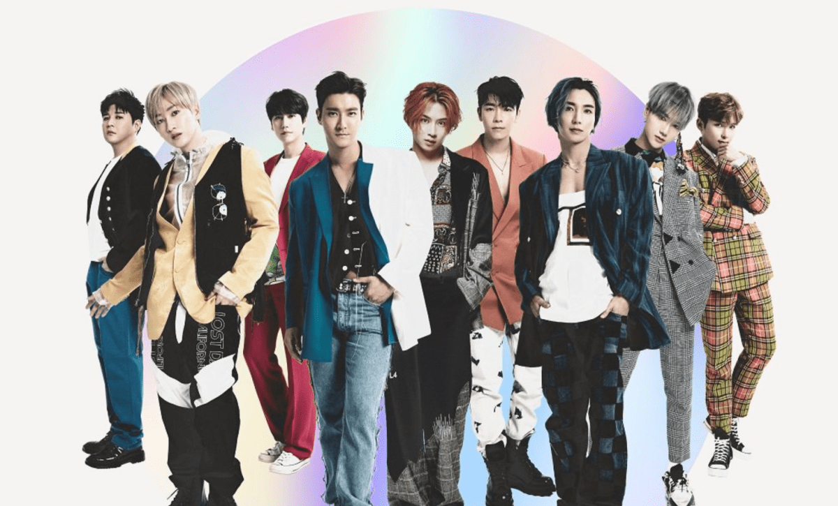 Super Junior Anuncia Novo Album Para 2020 Super Junior Album 29 De Janeiro