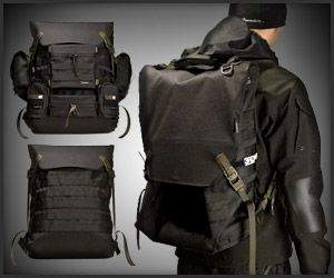 81d5c4e6c219 Acronym 3A-7TS Backpack Hiking Backpack