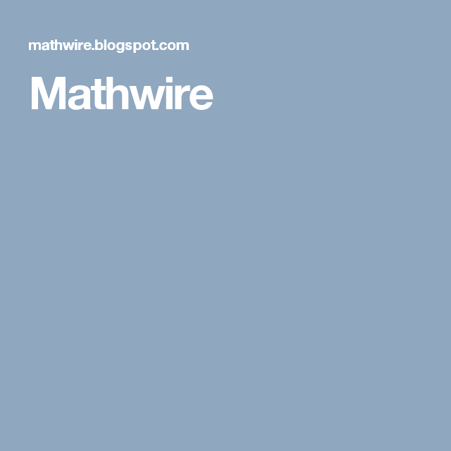 Mathwire | Math Tools | Pinterest | Math tools, Math and Learning