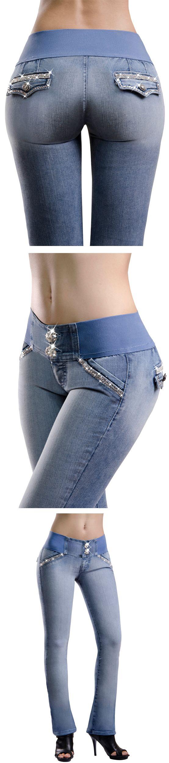 Modelo 23 17 Siempre A La Moda Seven Eleven Jeans Ropa Moda Ropa Casual