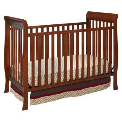 Delta Winter Park 3 In 1 Convertible Crib Spiced Cinnamon Cribs Convertible Crib Delta Children