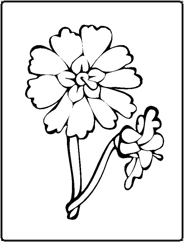 Beautiful Little Flowers Coloring Pages Coloring Pages Coloring Pages For Kids Little Flowers