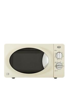 Swan Sm22010c 800 Watt 20 Litre Manual Microwave Cream Very Co Uk