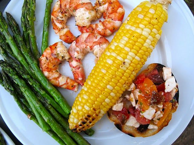 Summer Grilling Party - Excellent Idea #bbq #food