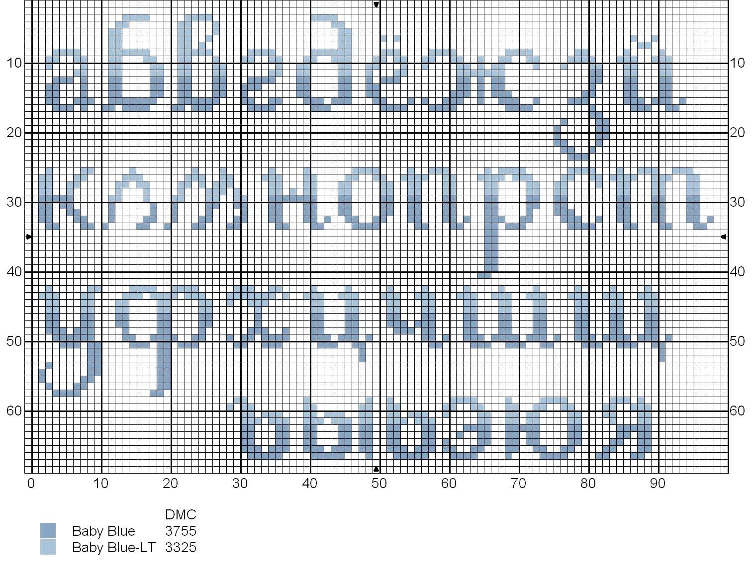 Русский алфавит для вышивка маленькие буквы