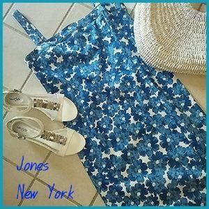 Jones New York Signature Dresses & Skirts - Jones New York Signature Sundress SZ 8