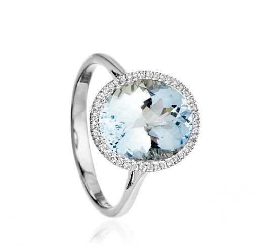 We might have Kate Middleton to thank for this one. From the moment she splashed that sapphire sparkler, coloured gemstones have been increasingly popular.