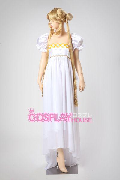 Sailor Moon - Usagi Tsukino - Princess Serenity - Cosplay Costume Version 01, $189.00