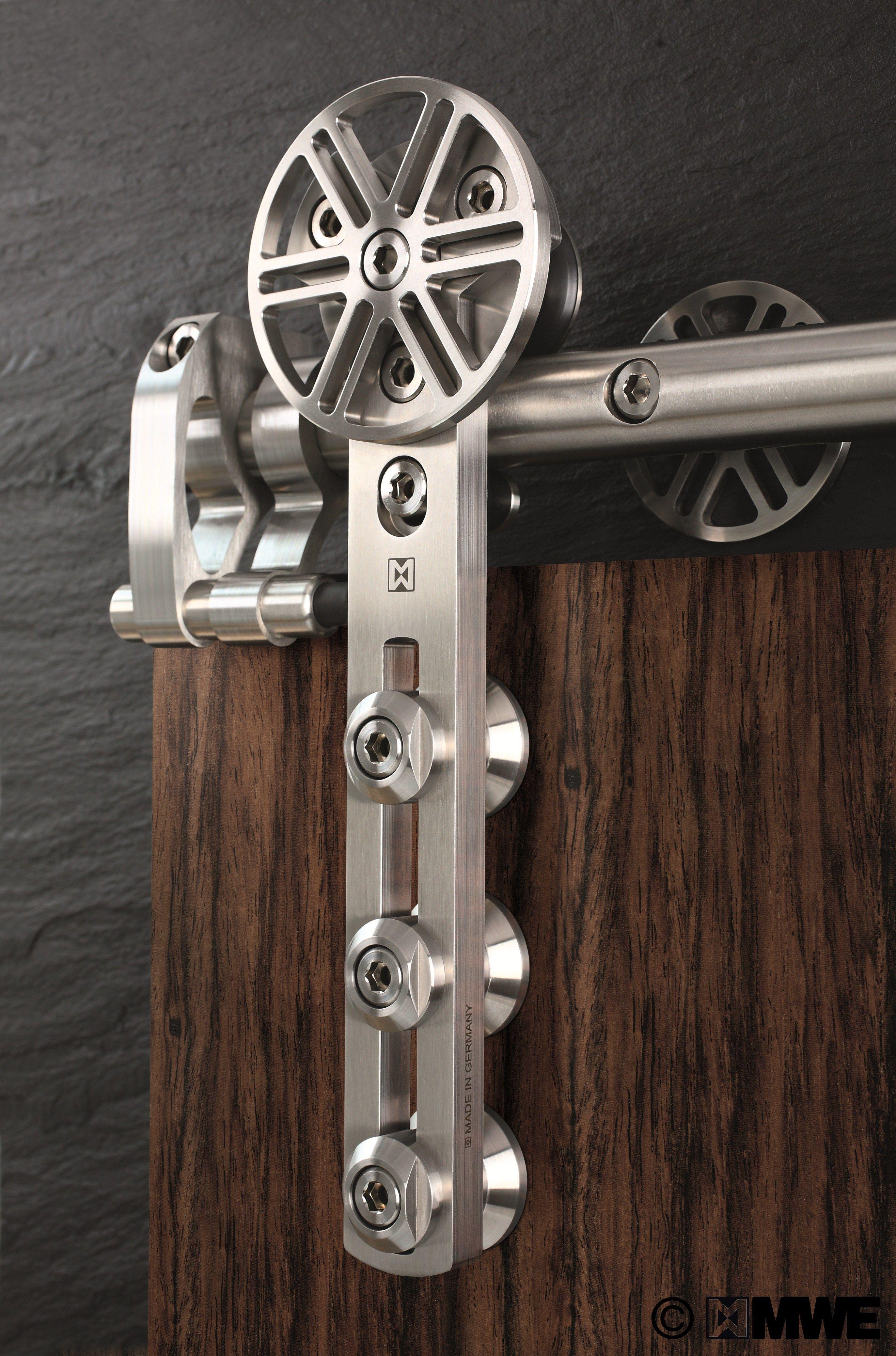 Sliding Door Chronos By Mwe Sliding Barn Door Hardware Barn