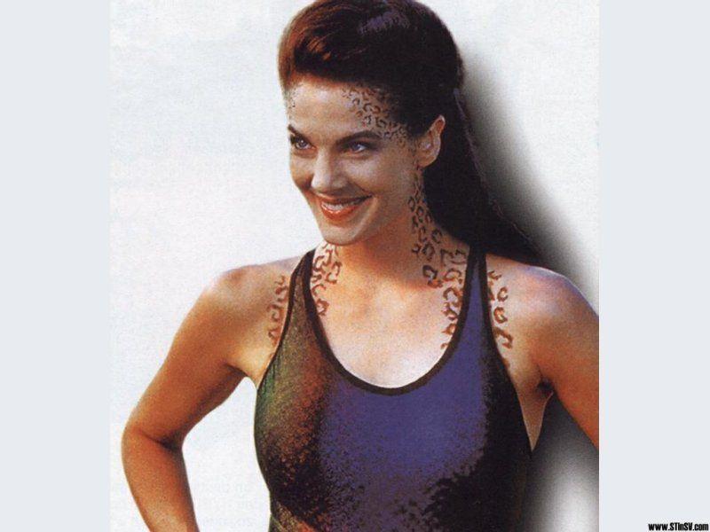 Jadzia Dax Star Trek Terry Farrell Actress Star Trek Tv