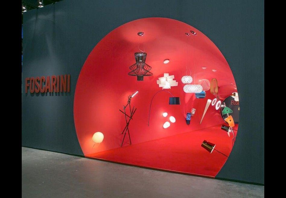 """Foscarini vince il premio come """"Miglior Stand"""" alla Stockholm Furniture Fair 2016"""