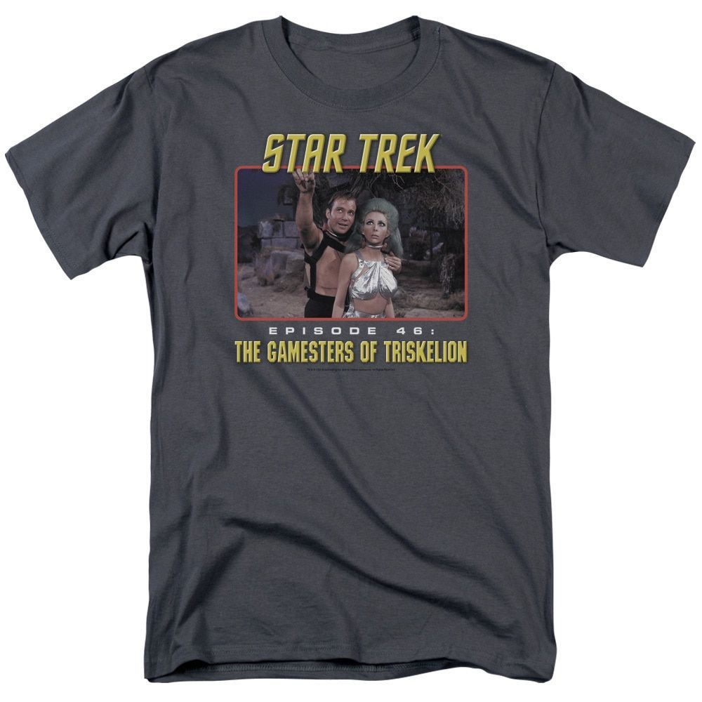 trek episode no adults Star