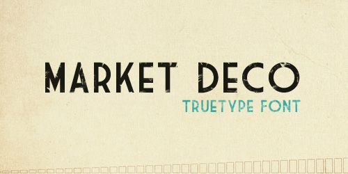 40 Free Fonts Ideal For Retro And Vintage Designs
