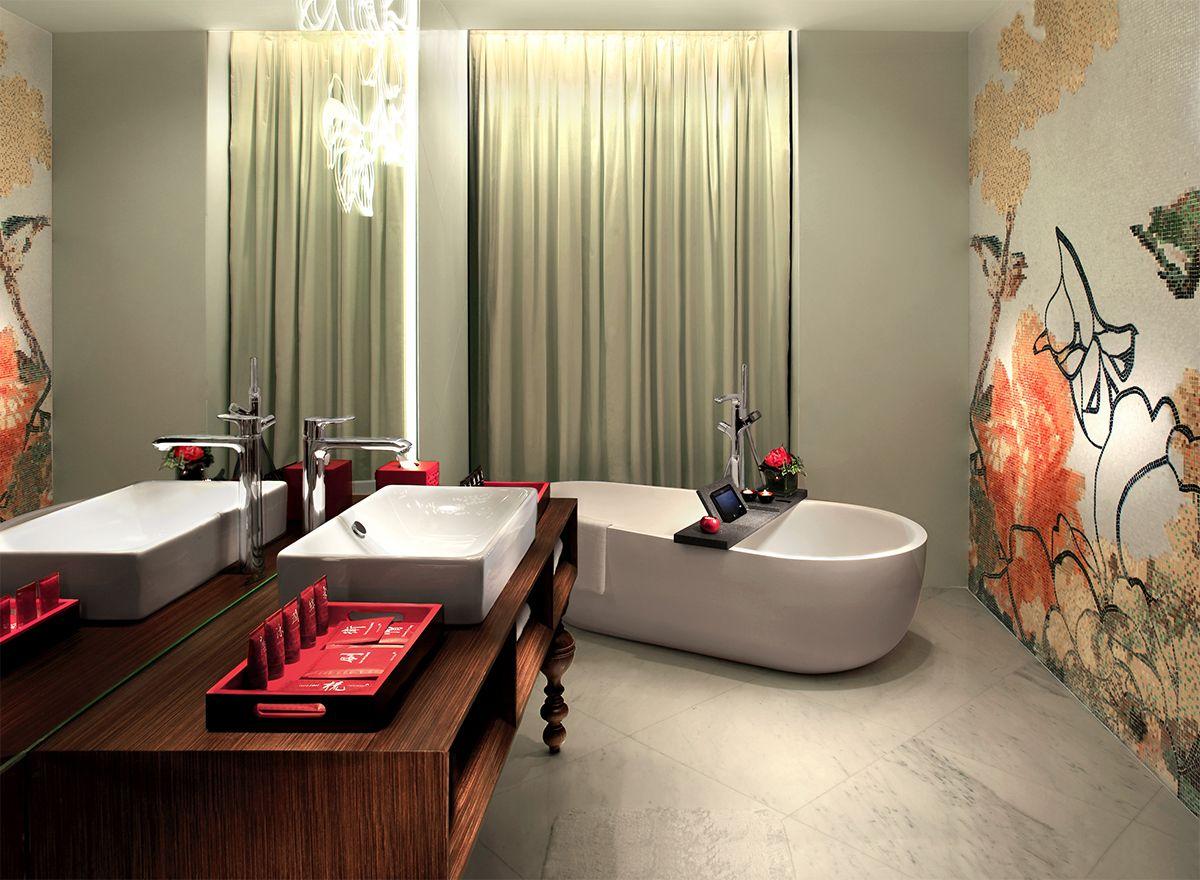 Bathroom 2 Moon GoddessDesign HotelMoon