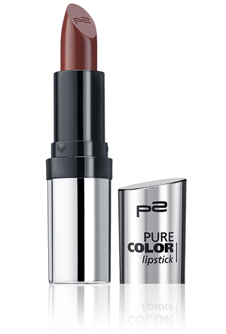 p2 cosmetics pure color lipstick 040 - Wall Street