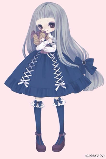 japan anime girl