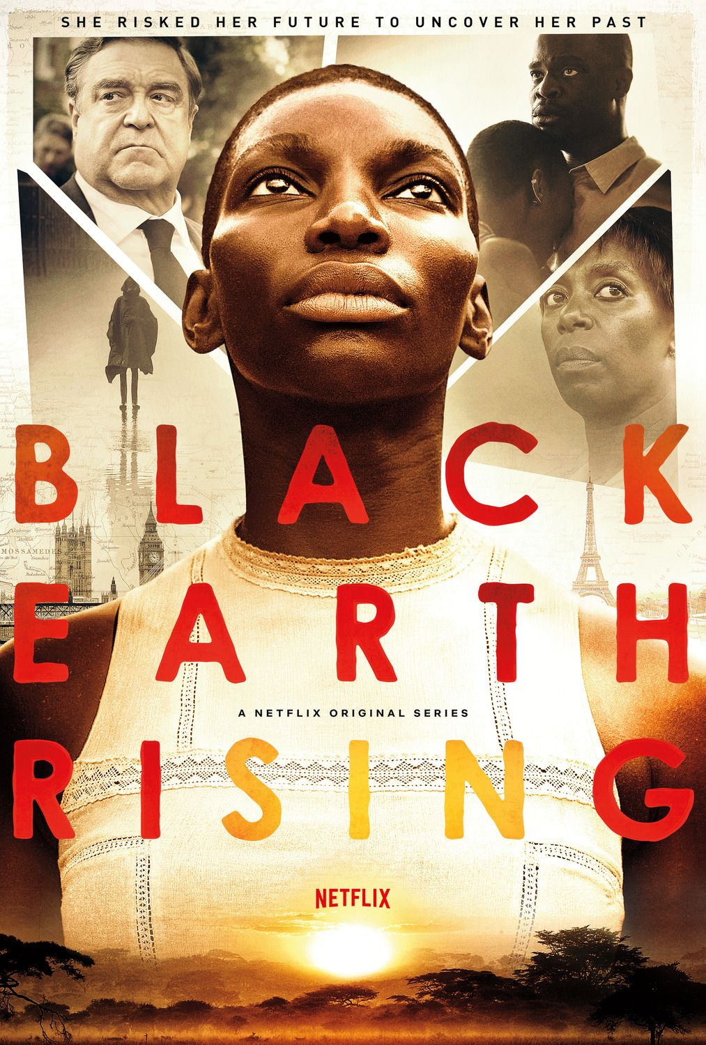 Black Earth Rising - another great political thriller from Hugo