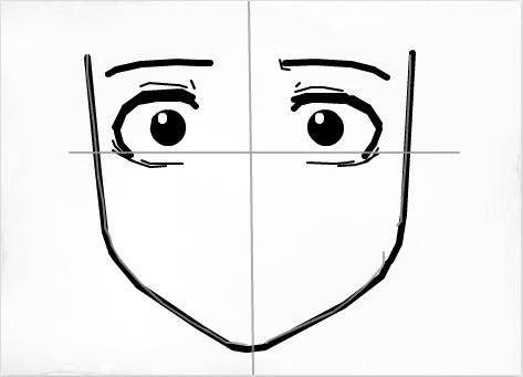How To Draw Scared Eyes Manga Drawing Tutorials Eye Drawing