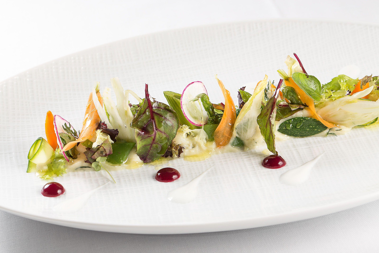 Ravioli di mozzarella | L\'Olivo Restaurant - Two Michelin Stars ...