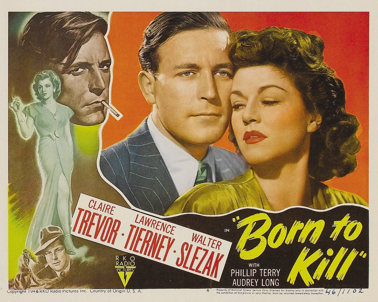 Movie posters 1940's