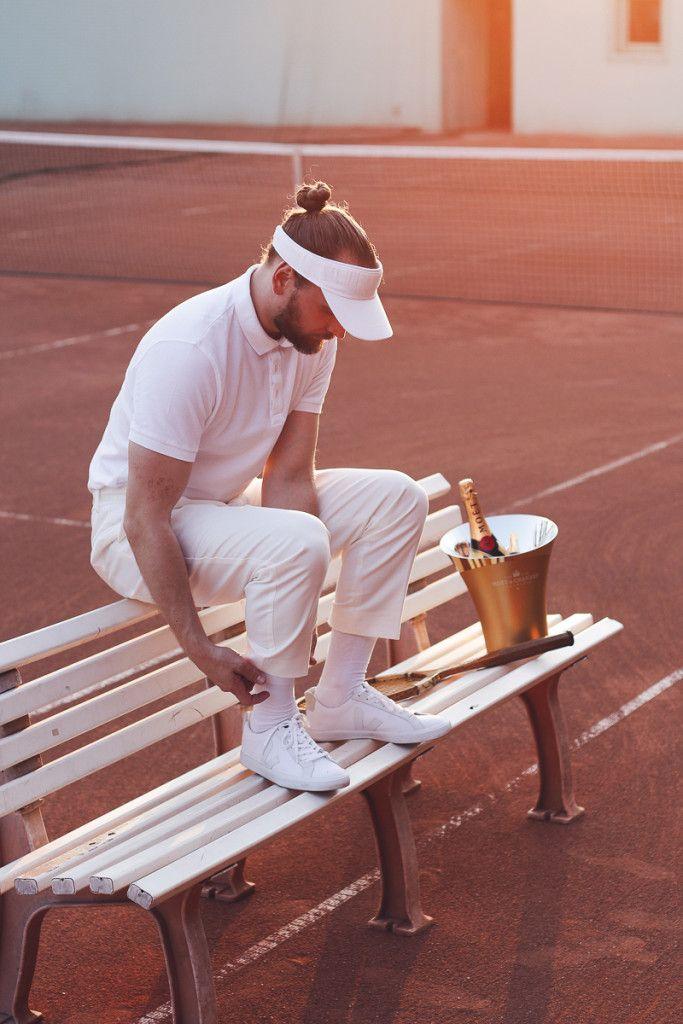 tennis pop up party moët chandon le méridien thelionheaded
