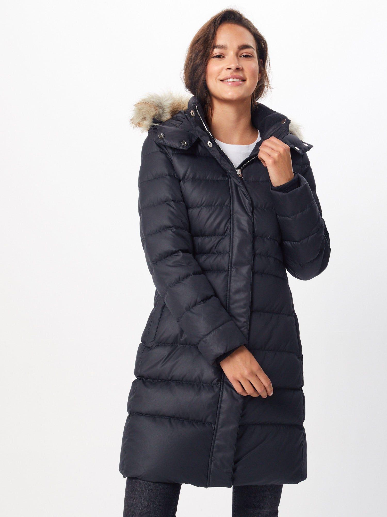 Calvin Klein Mantel Damen Schwarz Grosse Xs Mantel Damen Mantel Und Damen