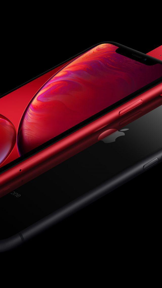 Iphone Xr Wallpaper 4k Red di 2020 | Wallpaper iphone ...