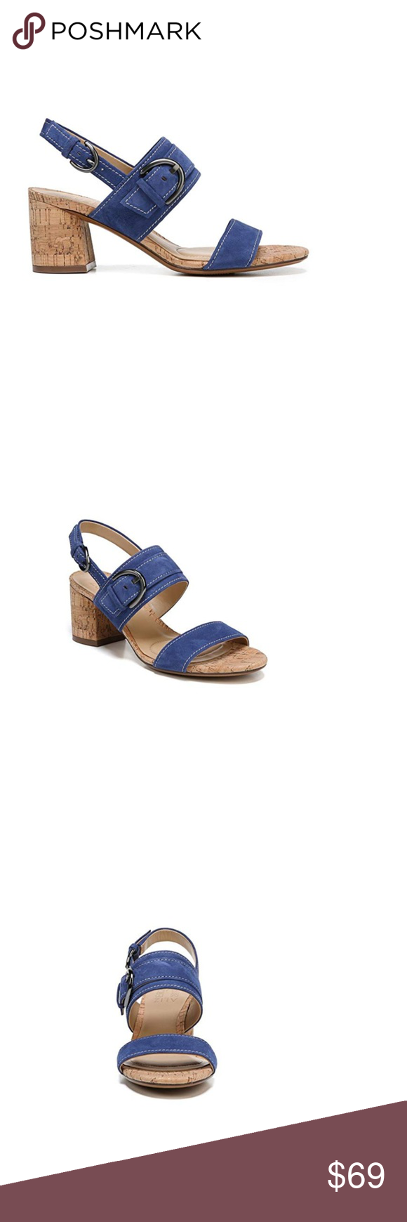 a063d3ad40f3 Naturalizer Camden Dress Sandals