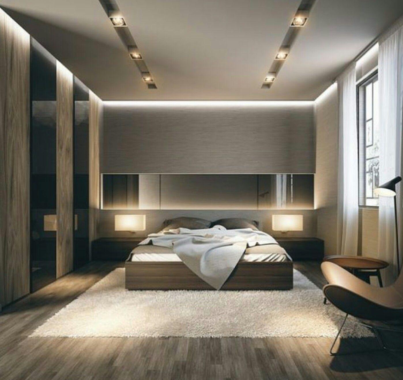 Pin De Nurulhdyati En Bedroom Pinterest Habitaciones Matrimoniales ~ Decoracion Interiores Dormitorios