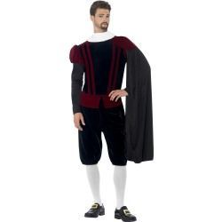 Looking for Renaissance costumes? Explore our realistic Renaissance-era costumes for men Menu0027s Halloween LARP theater u0026 reenactment Medieval Mens ...  sc 1 st  Pinterest & Tudor Lord Deluxe Costume | Medieval and Renaissance for Men at ...