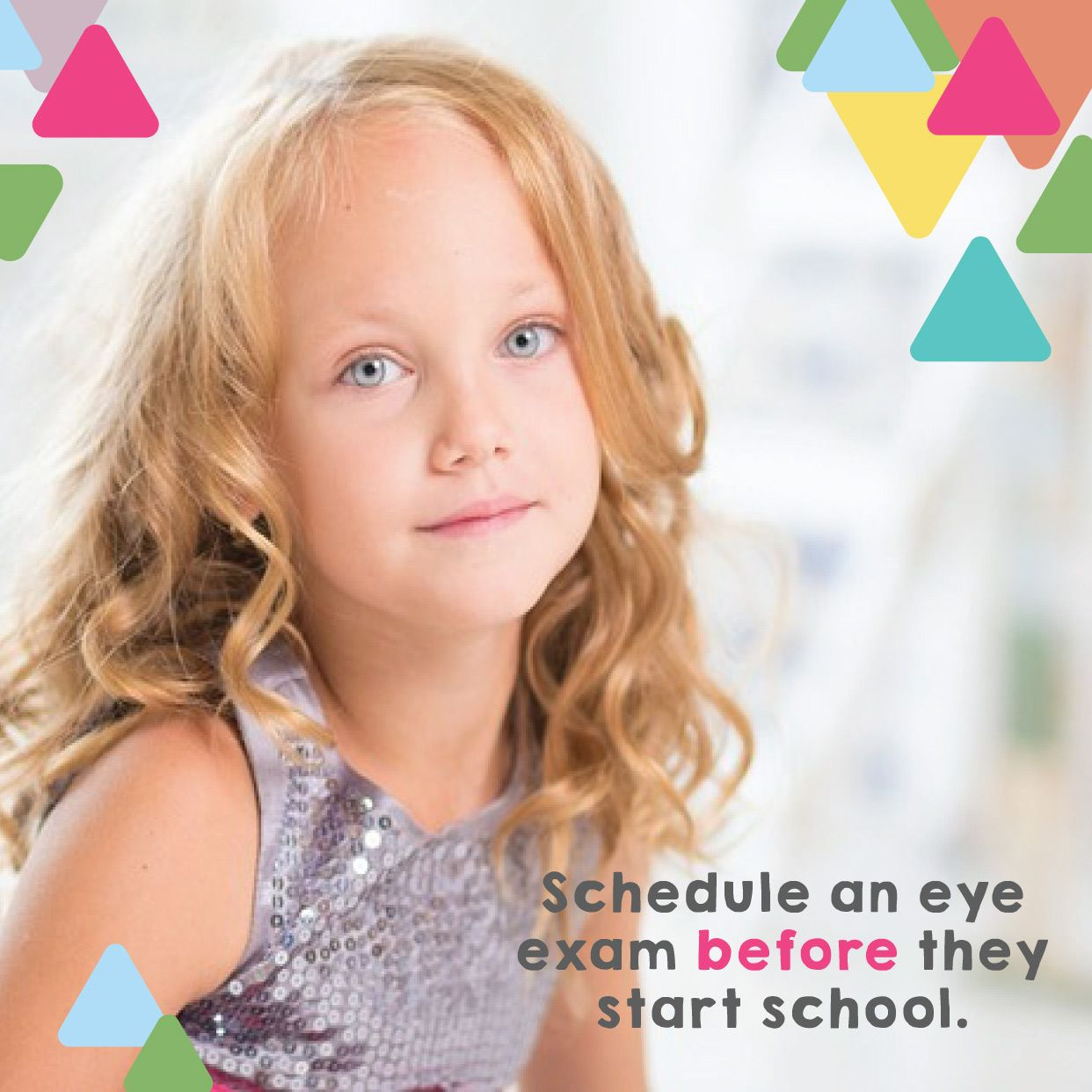 Your Child S School May Conduct Vision Screenings For