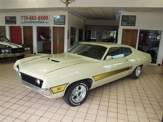 Real Work From Home Opportunity To Earn Ford Torino Classic
