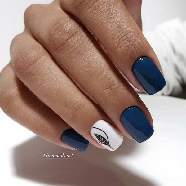 65 Winter Nail Designs for the Christmas